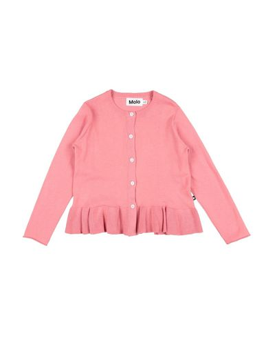 MOLO Cardigan in Pastel Pink