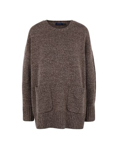 069cbf58a6187 Polo Ralph Lauren Wool Cashmere Sweater W-Pocket - Jumper - Women ...