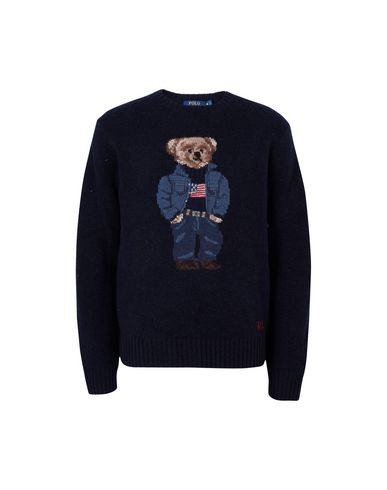 b607a6ce4d8be Polo Ralph Lauren Polo Bear Sweater - Jumper - Men Polo Ralph Lauren ...