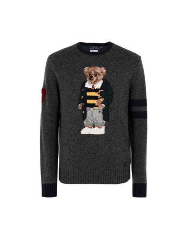 ae513cde1609 Polo Ralph Lauren Polo Bear Sweater - Sweater - Men Polo Ralph ...