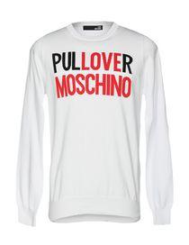 a12ffb20be Moschino Men - Moschino Jumpers And Sweatshirts - YOOX United Kingdom