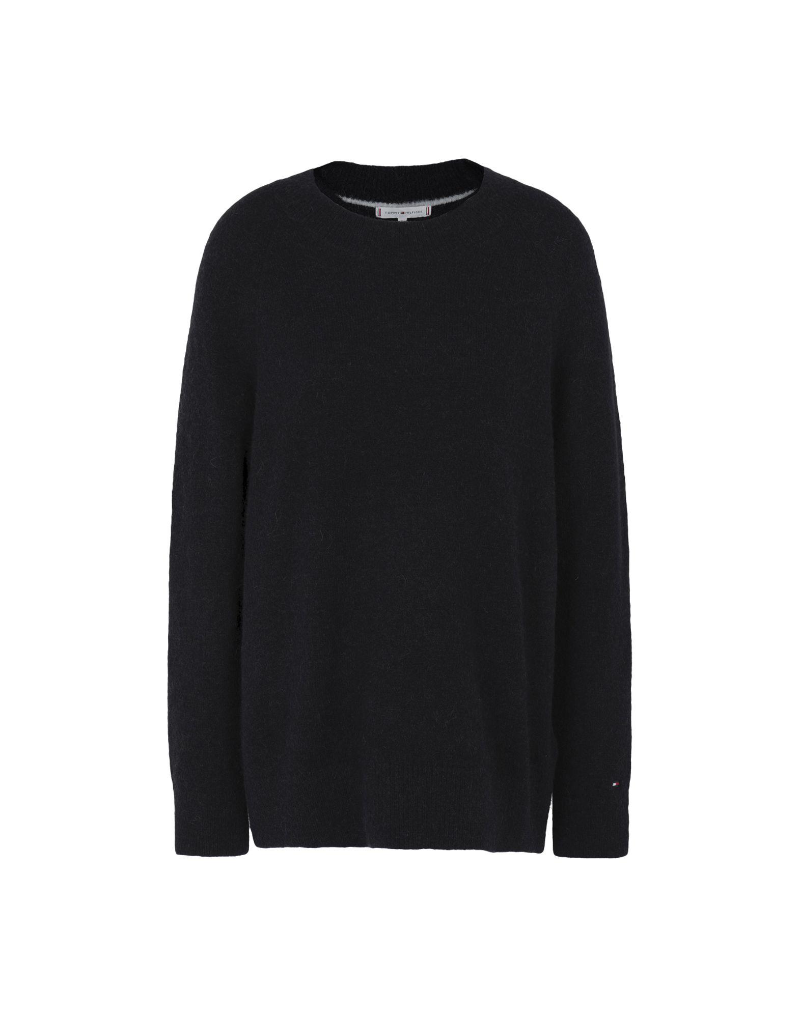 e071c72040 Tommy Hilfiger Jumpers And Sweatshirts - Tommy Hilfiger Women - YOOX United  Kingdom