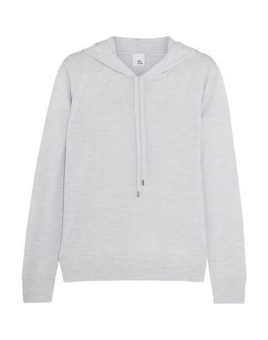 IRIS & INK Sweater in Light Grey