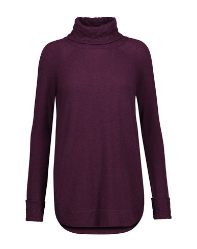 MAGASCHONI Cashmere Blend in Purple