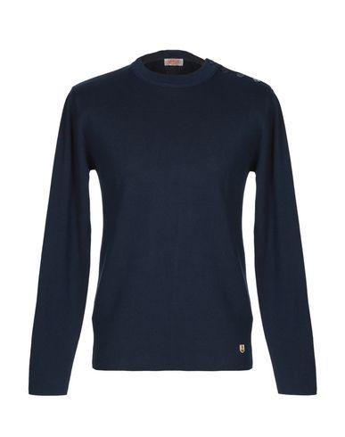 ARMOR-LUX Sweater in Slate Blue