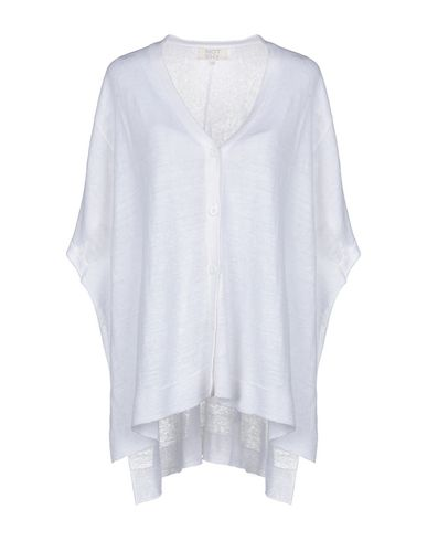 NOT SHY Cardigan in White