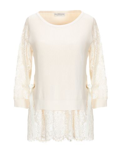 MOLLY BRACKEN Sweater in Ivory