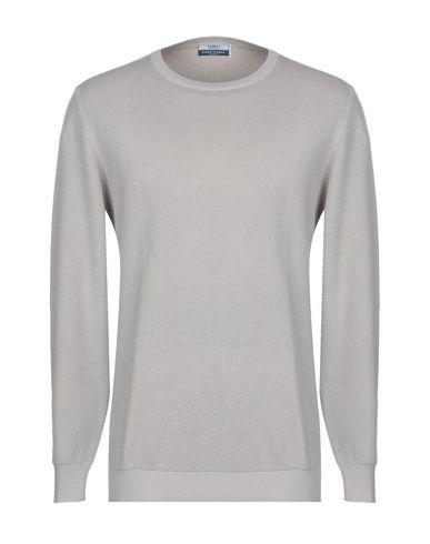 FEDELI Sweater in Dove Grey