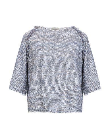 BRUNO MANETTI Sweater in Slate Blue