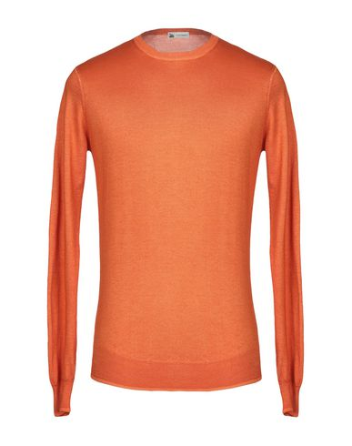COLOMBO Cashmere Blend in Orange