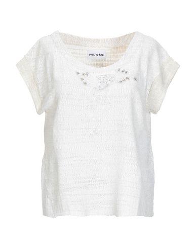 BRAND UNIQUE Sweater in White