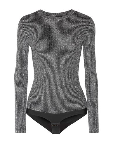 TUXE Sweater in Silver