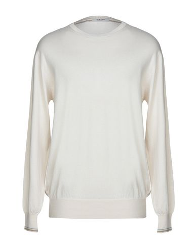 KANGRA CASHMERE Sweater in Ivory