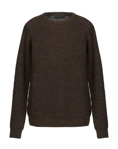SUIT Sweater in Dark Green