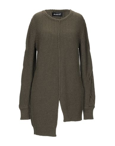 NUMERO00 Sweater in Dark Green
