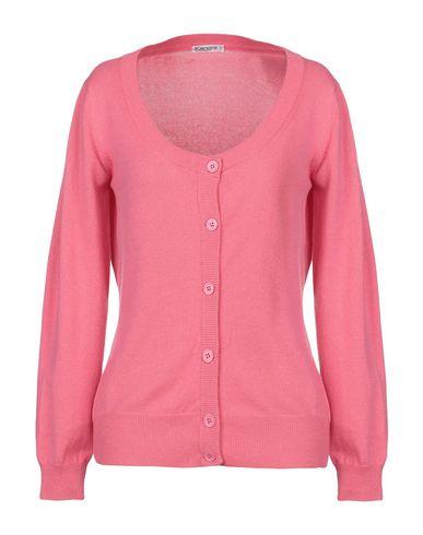 KANGRA CASHMERE Cardigan in Pink