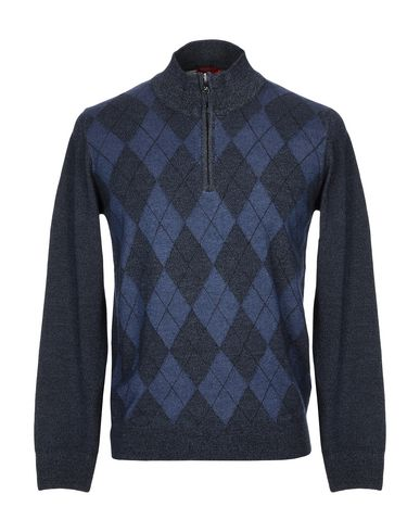 ISAIA - Jumper with zip