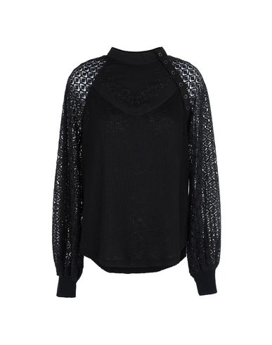 5bf033494 Free People Sweetest Thing Thermal - T-Shirt - Women Free People T ...