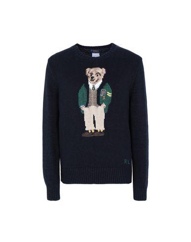 ff800681233 Polo Ralph Lauren University Bear Sweater - Sweater - Men Polo Ralph ...