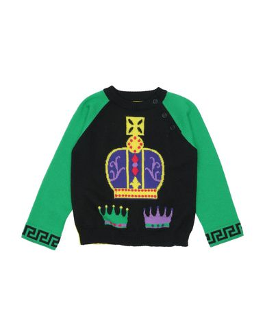 7f0f194fed Versace Young Jumper Boy 0-24 months online on YOOX Netherlands