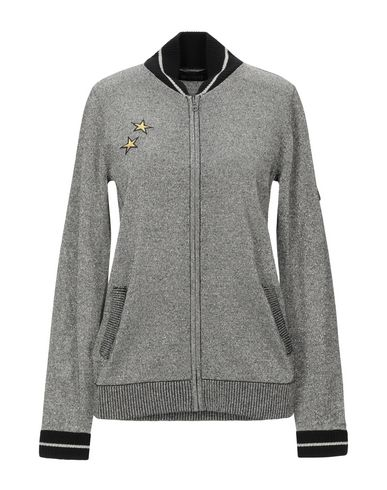 Fred Perry Cardigan In Platinum