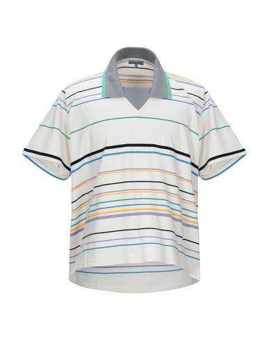 Lanvin Polo Shirt In Ivory