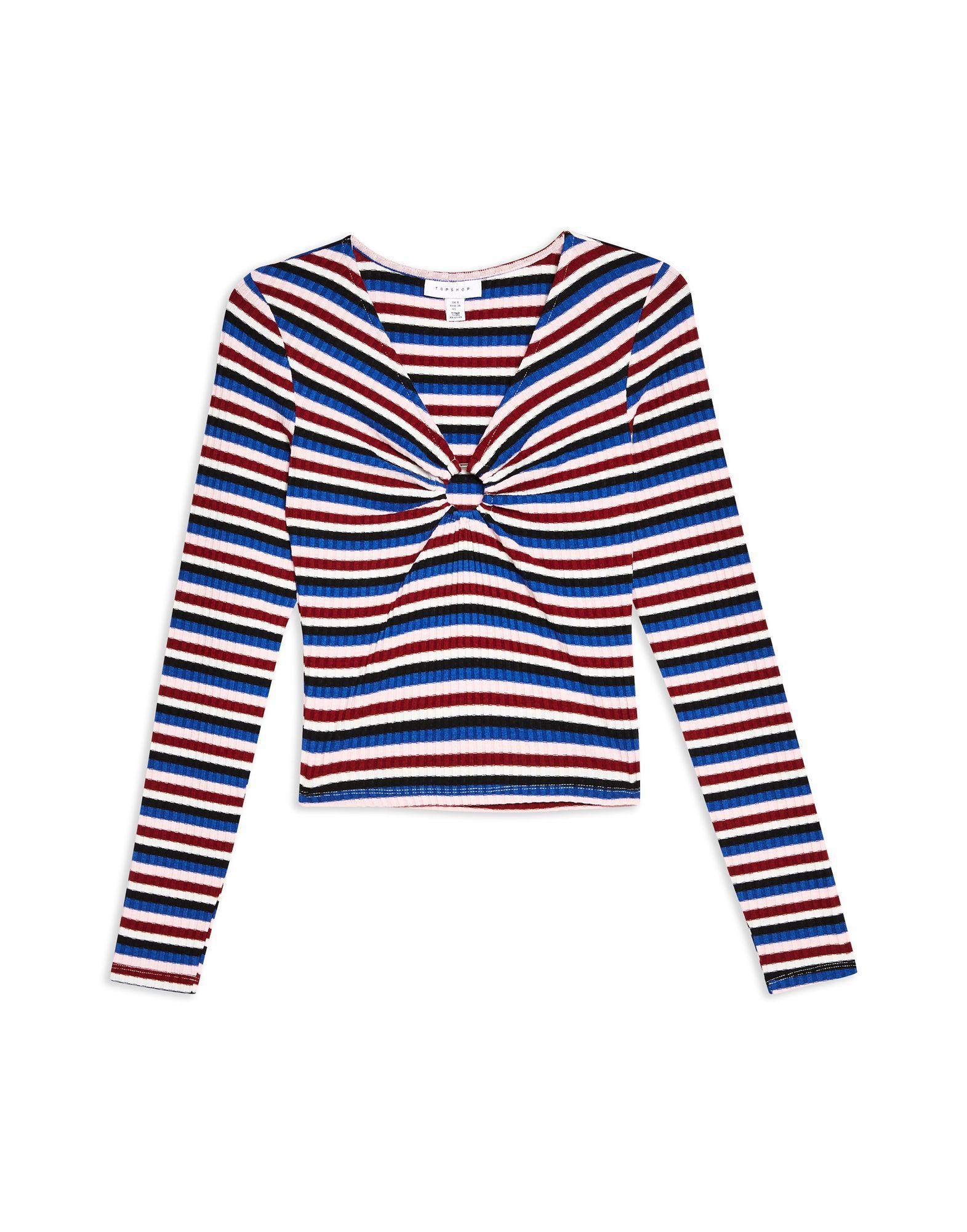 Pul r Topshop Stripe Hoop Ls - - - donna - 39977797EK 59f