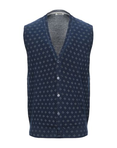 Roda Cardigan In Dark Blue