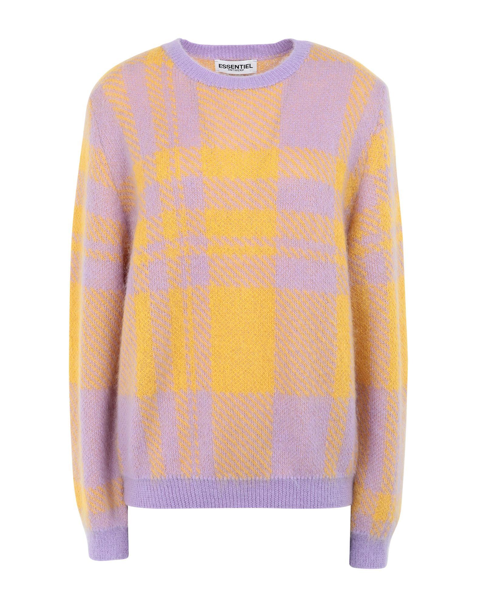 Pul r Essentiel Antwerp Timberlake Jacquard Sweater - donna donna donna - 39993229NP b56