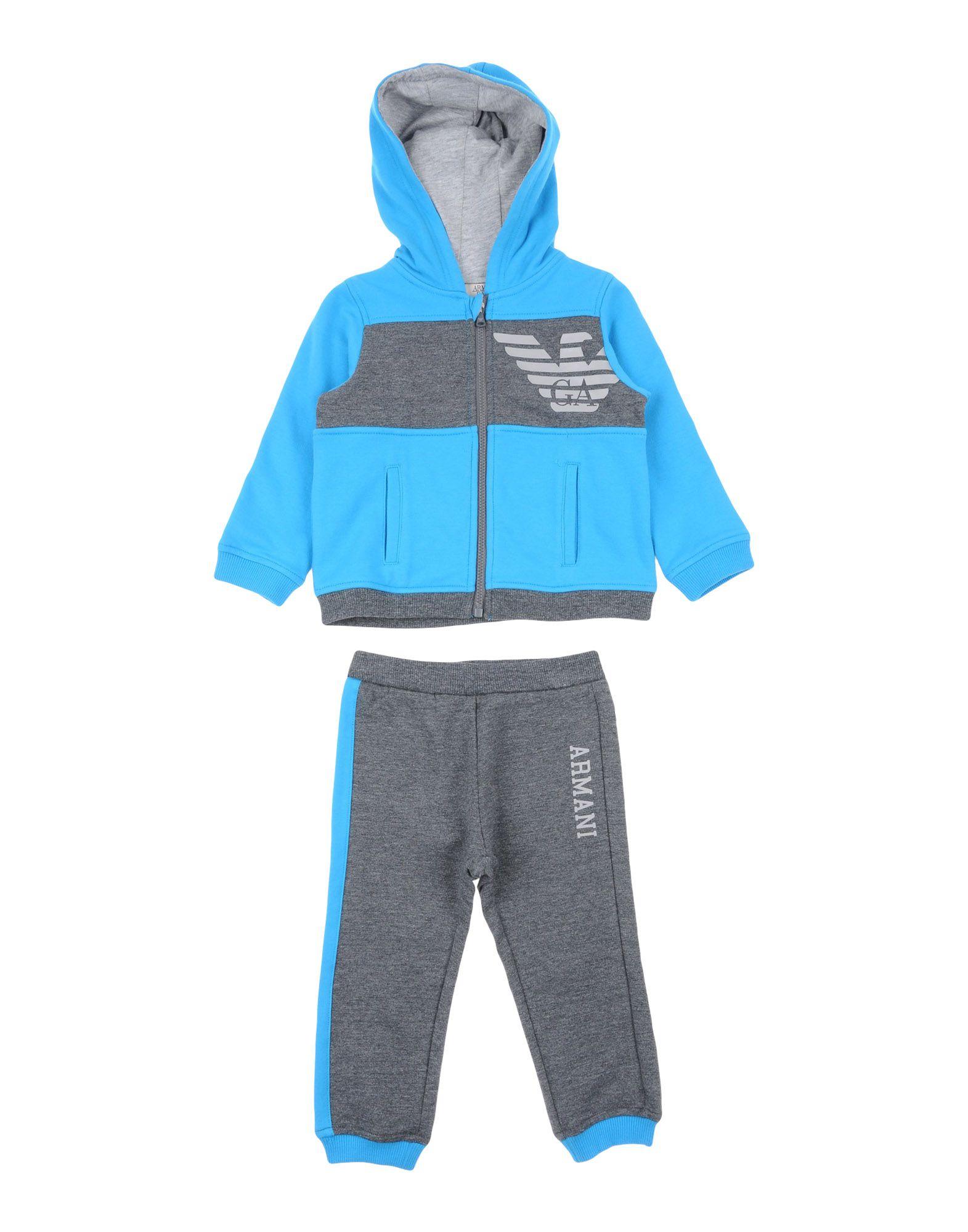 ff60823e9a6 Armani Junior Fleece Outfit Boy 0-24 months online on YOOX Finland