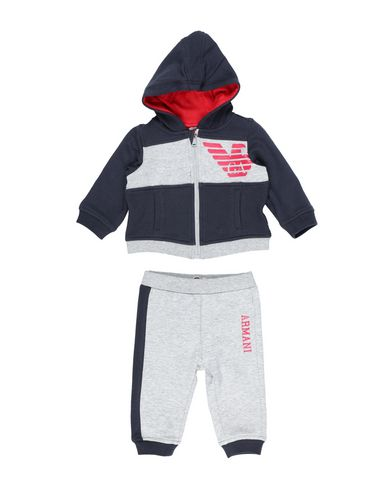 f9777bbb4ba9 Σετ Φλις Armani Junior Αγόρι 0-24 μηνών στο YOOX