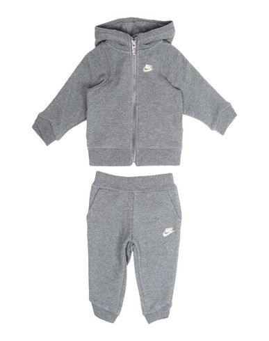 designer fashion 7d206 c19e4 grey nike jogging suit