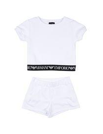 innovative design 521a7 2fa26 Completo Casual bambina e ragazza 9-16 anni, moda di marca ...
