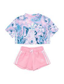 reputable site 813ac 5b83c ADIDAS ORIGINALS - Completo con shorts