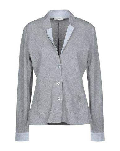 DELLA CIANA Blazer in Light Grey