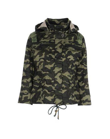 BEAYUKMUI Jacket in Military Green