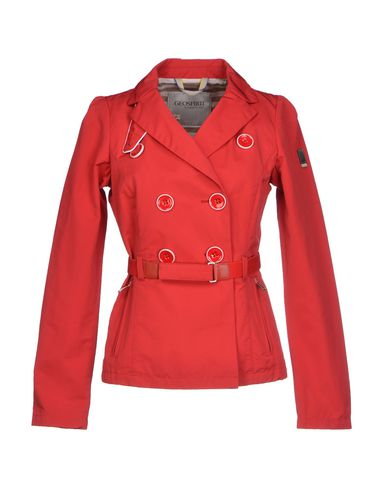 GEOSPIRIT Blazers in Red
