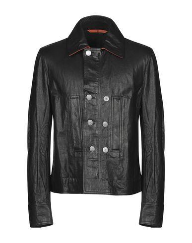 Dondup Jackets Leather jacket