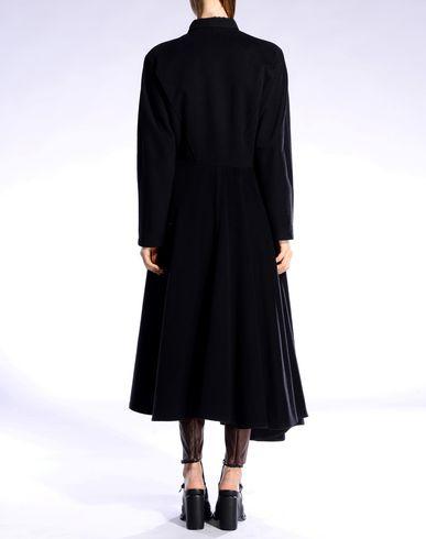 GIANNI VERSACE Coat in Black
