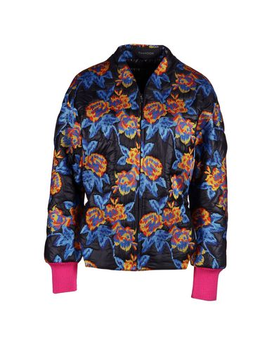 THAKOON Jackets in Blue
