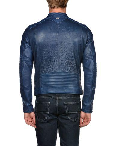 ekte Just Cavalli Cazadora Biker klaring limited edition rimelig billig pris rabattilbud 8djl5erWb5