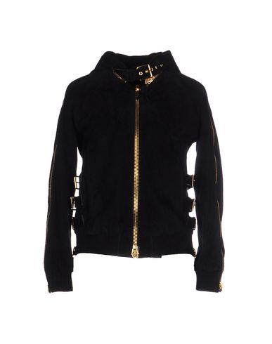 1fa05bf22240c Giuseppe Zanotti Leather Jacket - Women Giuseppe Zanotti Leather ...