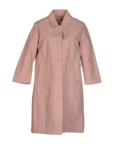 ADD Full-Length Jacket in Pastel Pink