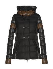 Γυναικεία πουπουλένια μπουφάν online  χειμωνιάτικα μακριά και κοντά ... 3071e26af0d