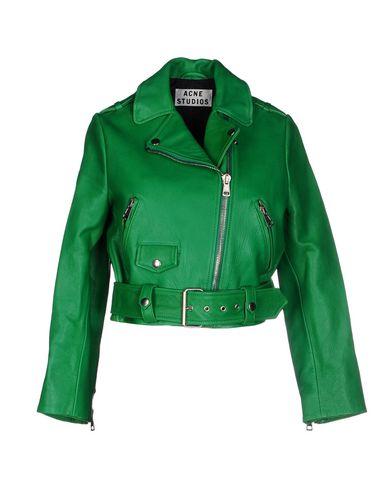 Кожаные куртки acne studios женские сумки prada новое поступление