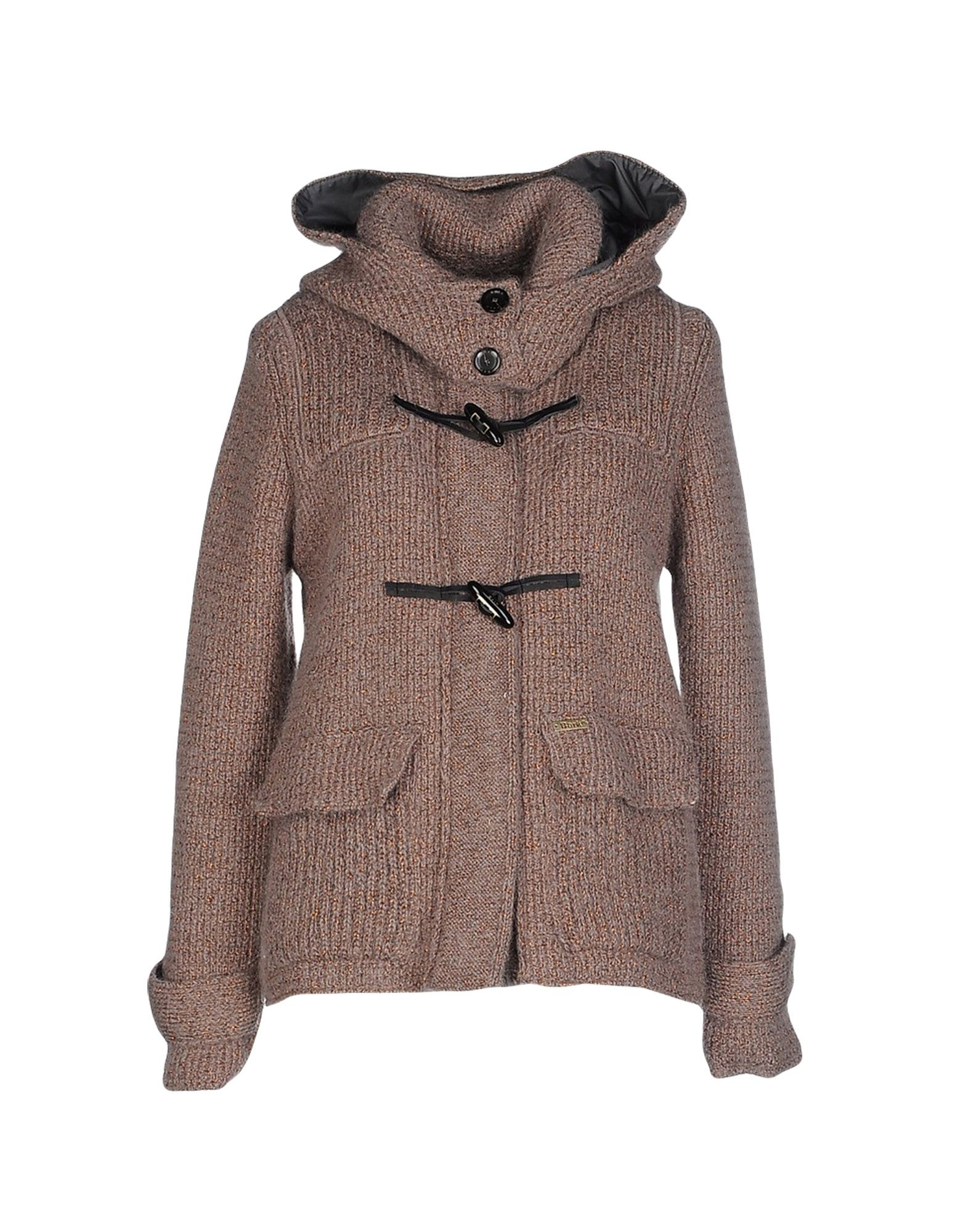 Bark Duffle Coat - Women Bark Duffle Coats online on YOOX United ...