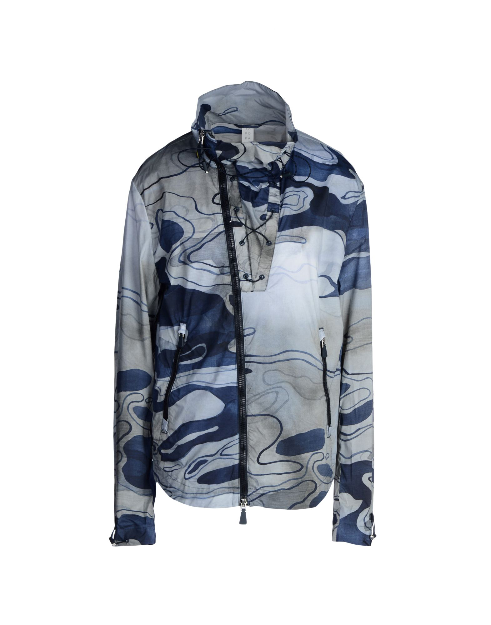 Giubbotto Sàpopa Pullover Jacket Tramontana - Uomo - Acquista online su