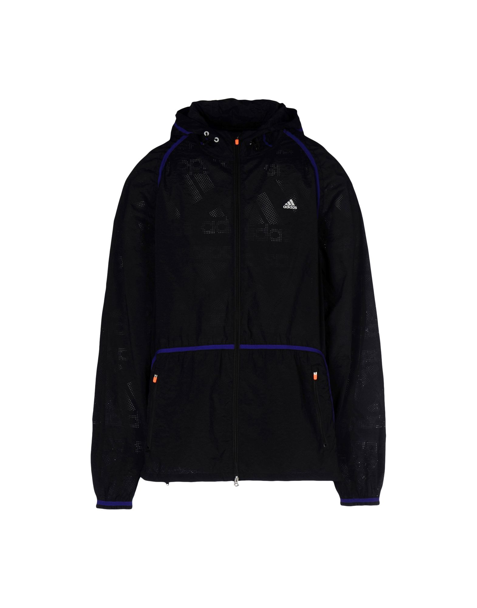 Giubbotto Adidas By Kolor Wvn Jacket Logo Perforated Woven Jacket - Uomo - Acquista online su