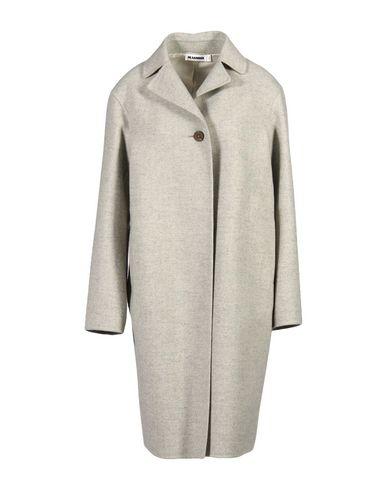 buy popular 81523 ce8fc JIL SANDER Coat - Coats & Jackets   YOOX.COM