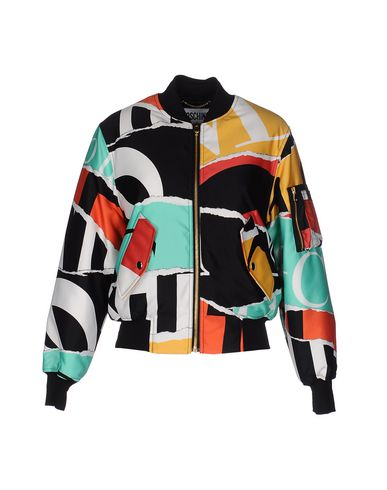 23db4c83442c4 Moschino Bomber - Women Moschino Bombers online on YOOX Latvia ...